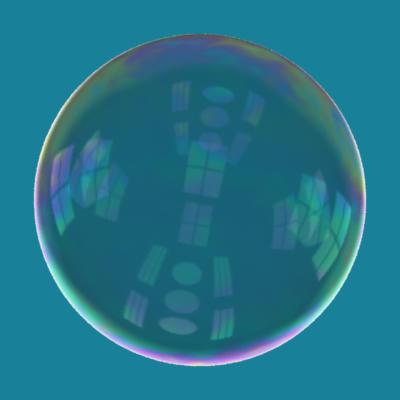 Western World's Bubble Popped