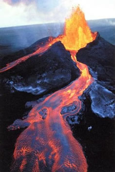 Capping A Volcano: Venus, Saturn, and Pluto