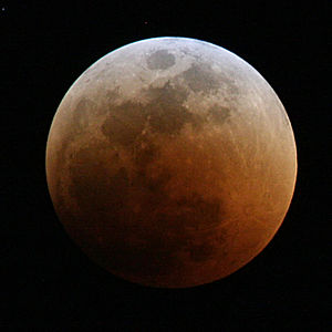 Lunar Eclipse November 2012