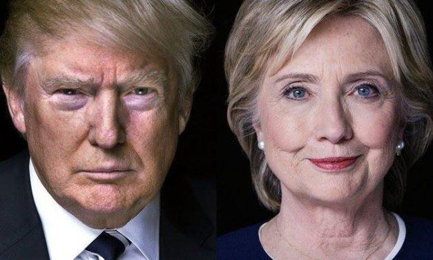 Trump, Clinton and Predictions