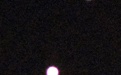 2015 Venus and Jupiter Conjunction