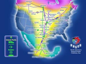 NAFTA Superhighway