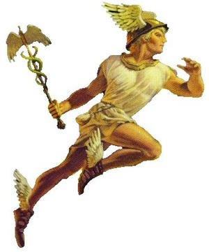 Mercury, God of Thieves