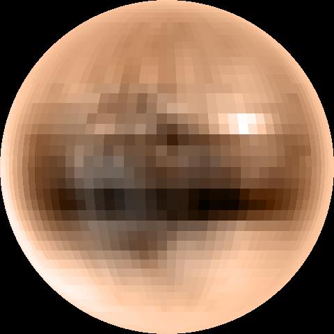 Pluto Station September 11, 2009