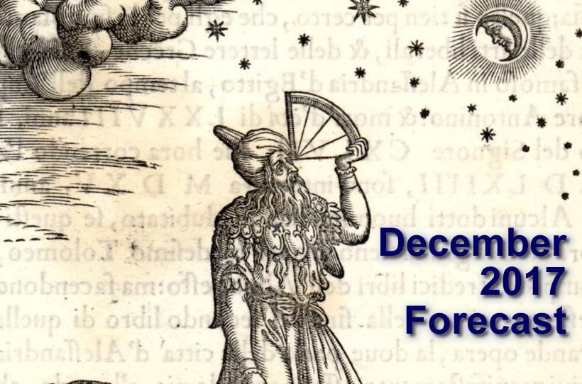 December 2018 Predictions