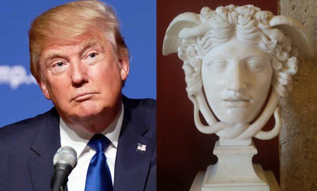 Trump: Algol on the Midheaven