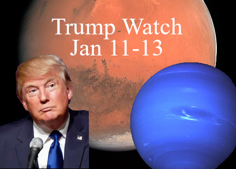Trump Watch Jan 11-13: Border Wall Showdown