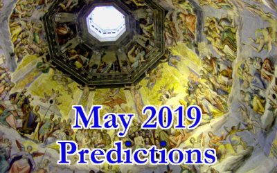 May 2019 Predictions