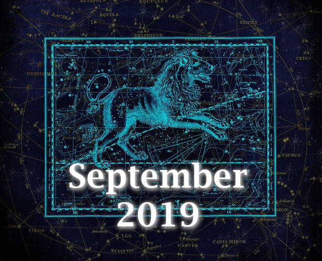 September 2019 Predictions