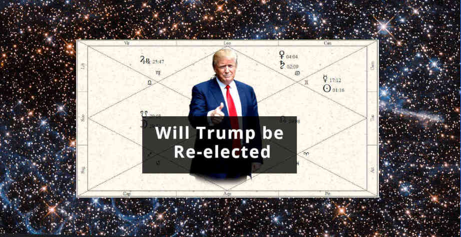 Astrology: Will Trump be Re-Elected?