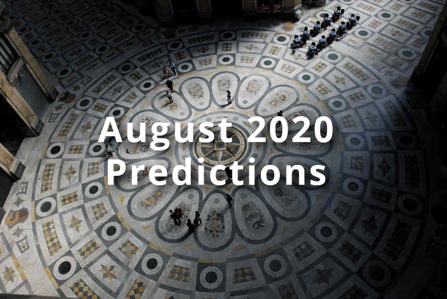 August 2020 Astrological Predictions
