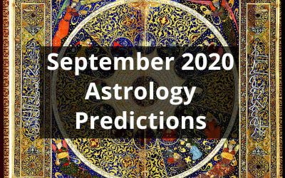 September 2020 Astrology Predictions