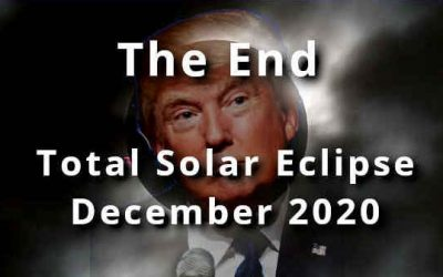 It's the End: Donald Trump and the Eclipse December 2020