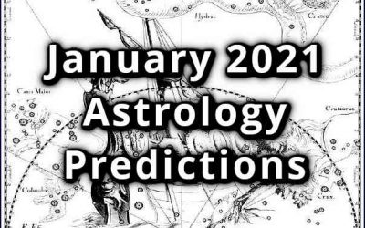 January 2021 Astrology Predictions