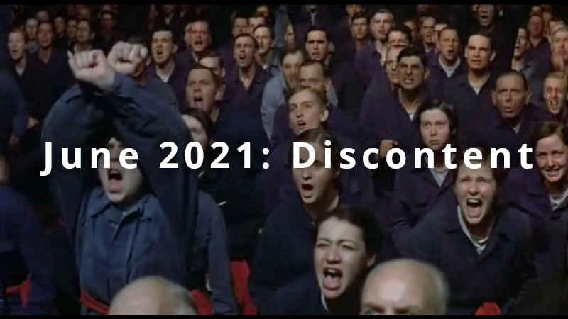 June 2021 Astrology Predictions: Discontent Rises