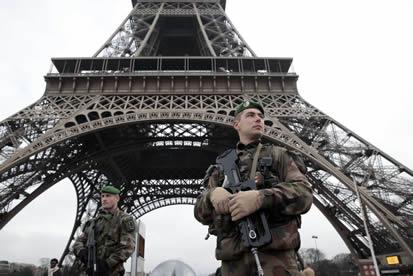 Paris Attacks Astrology