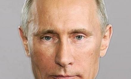 Vladimir Putin Rising