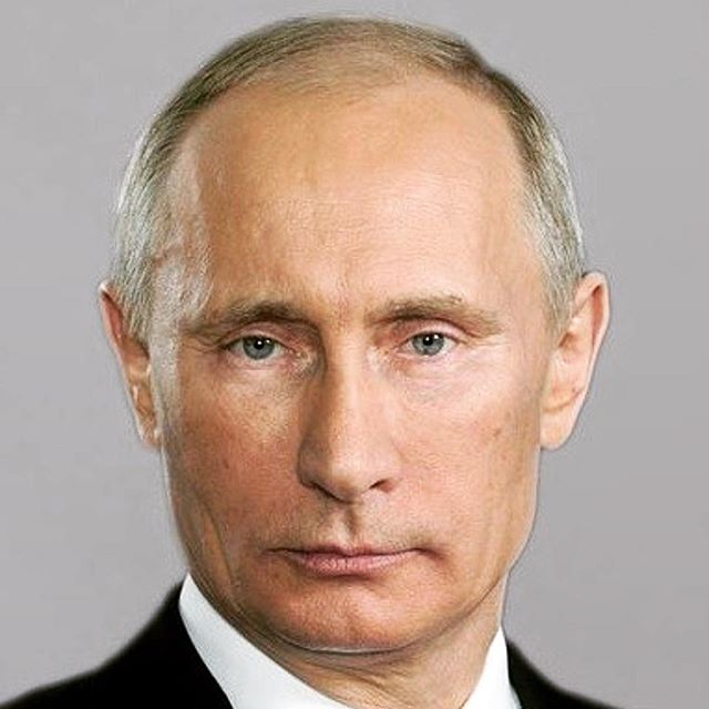 Vladimir Putin Rising Star World News