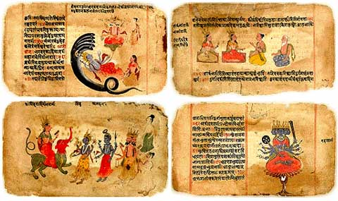 The Vedas of Vedic Astrology